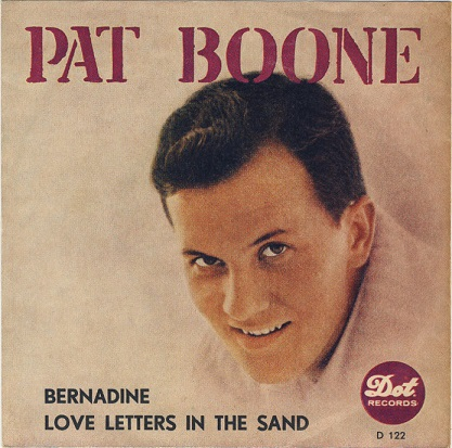 love letters in the sand стихотворение quot pat boone letters in the sand 33233