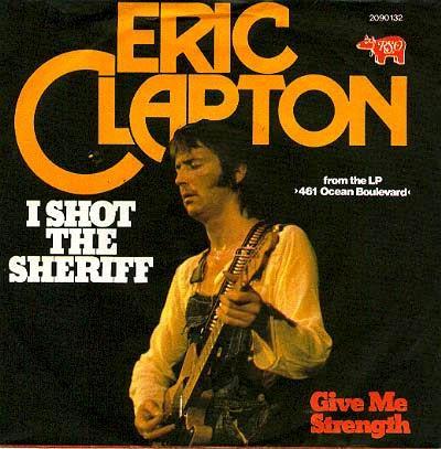 Bob Marley - I shot the sheriff - Текст Песни, перевод