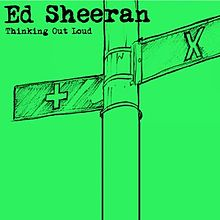 thinking out loud ed sheeran перевод