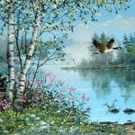 весенний заряд любви
