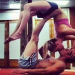 спортивная любовь