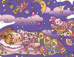 время поспать