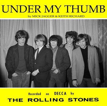 thumb stones rocking my Under